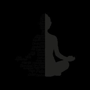 vinilo-yoga-namaste