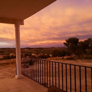 sunset montroy